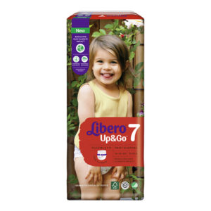 Libero Up&Go 7 Maxi Pack bugyipelenka XL 16-26kg 32db