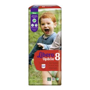 Libero Up&Go 8 Maxi Pack bugyipelenka XXL 19-30kg 28db