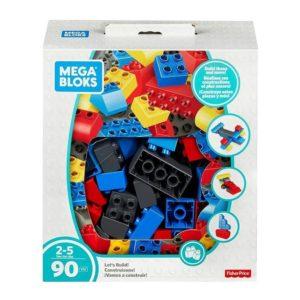 Mega Bloks Mini nagy csomag FLY44