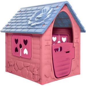 Dorex Első házam kerti játszóház rózsaszín