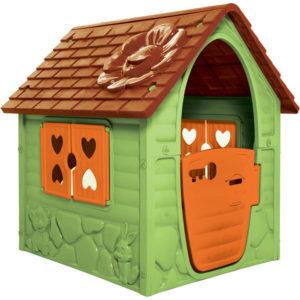 Dorex Első házam kerti játszóház zöld