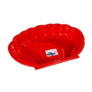 Dorex Kagylós homokozó medence piros 2075