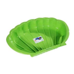 Dorex Kagylós homokozó medence zöld 2075