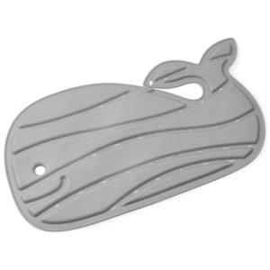 Skip Hop Csúszásgátló szőnyeg Moby Bálna szürke