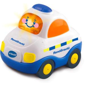 Vtech: Toot-toot rendőrautó