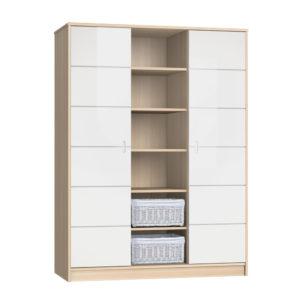Faktum szekrény Alda Classic 3 osztású