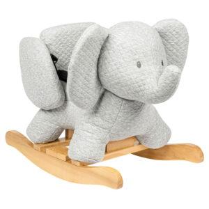 Nattou plüss hintázó állatka Tembo - elefánt 18-36H