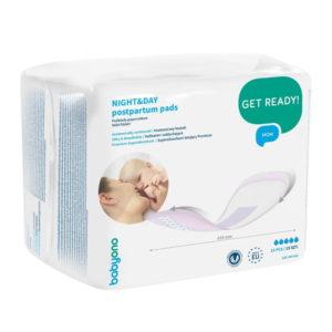 BabyOno egészségügyi betét szülés utáni nappali/éjszakai 15 db