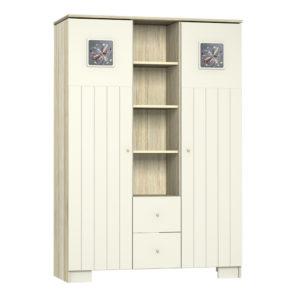 Faktum szekrény Kamilla Toscana 3 osztású