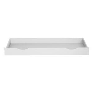 Faktum ágyneműtartó Mia Fehér/Mia Fehér Zsiráf átalakítható 70x140cm kiságyhoz